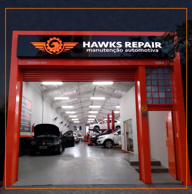 Hawks Repair